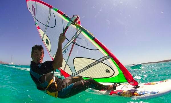 Windsurfing School and Rental in Stintino