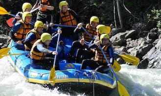 Rafting Tour in Schneizlreuth