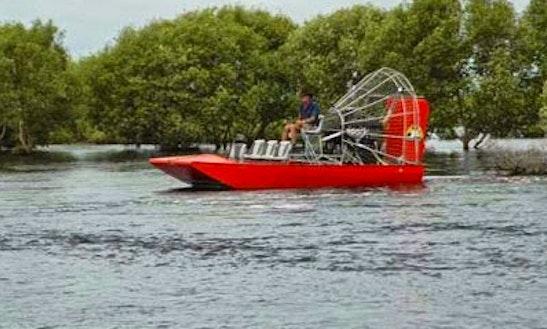 Air Boat Tours In Herbert