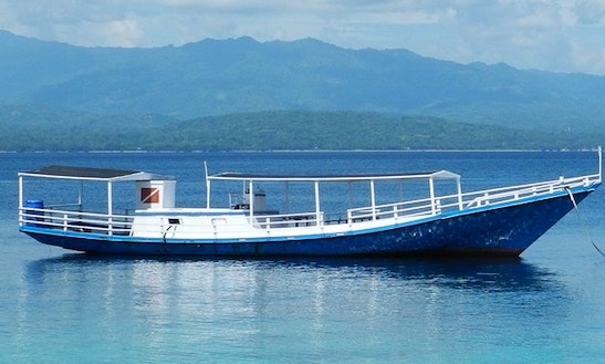 Diving Boat Trips & Courses In Banawa