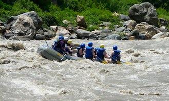 Experience the Rush of the Rivers in Kathmandu, Nepal Rafting Trips