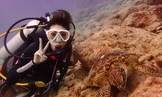 Diving Trips And Courses In Garapan
