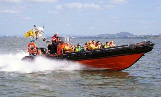 Taeping Tours Rib Charter In Pierhead