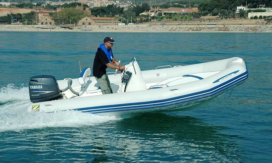 Zodiac Medline I Rib Rental In Almunecar