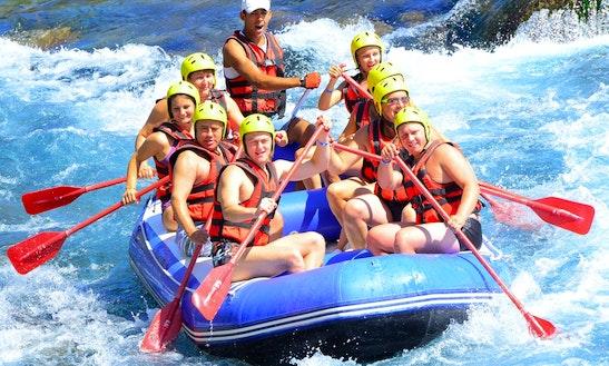 Rafting Trips In Tosmur Belediyesi