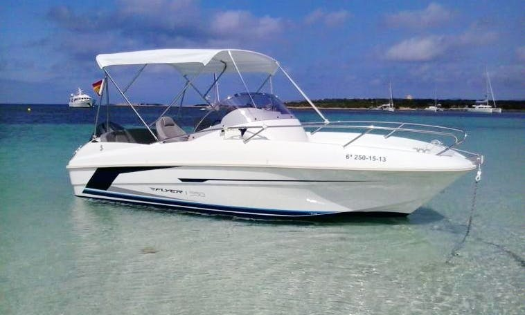 Center Console rental in Tivat