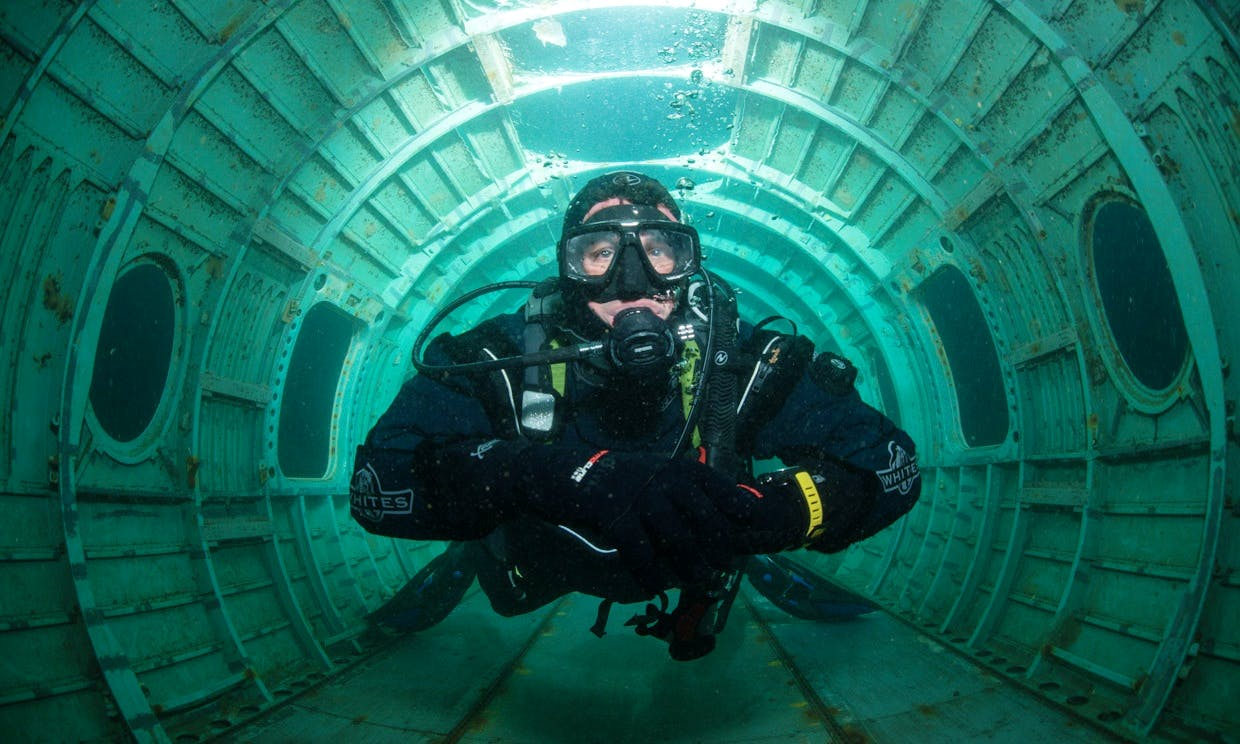 Try this Scuba Diving Courses in Seoul, South Korea for $100 for 2 dives