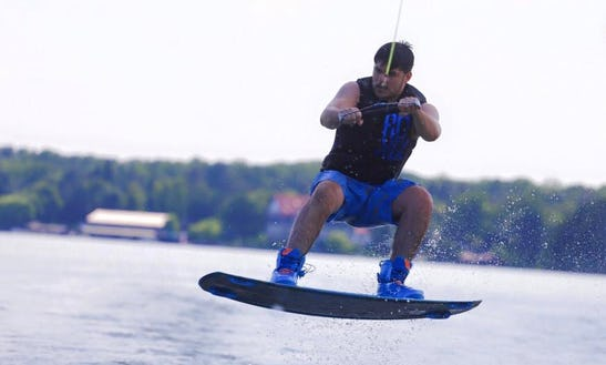 Wakeboarding Courses And Tours In Romania