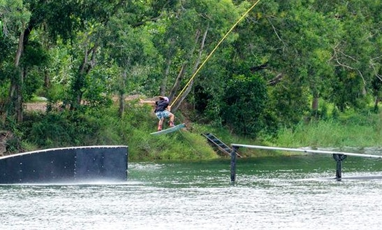 Wakeboarding Tour In Tambon Si Sunthon