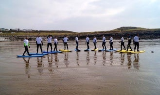 Surf Lessons in Porthcawl