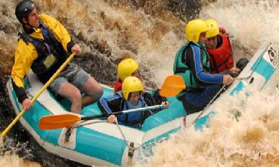 Rafting Trips In Craggan Golf Course
