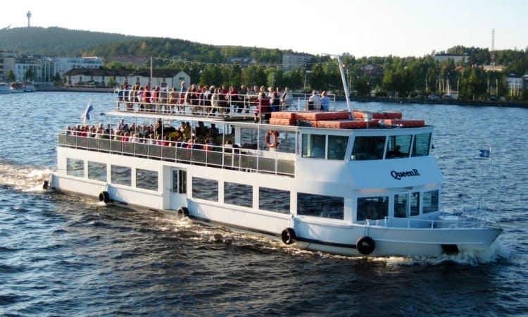 """M/S Queen R"" Cruising Tour in Finland"