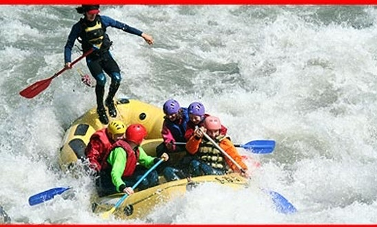 Rafting Trips In Gemeinde Taxenbach