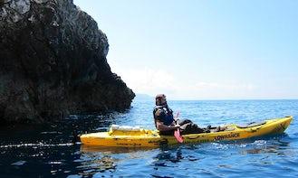 Guided Single Kayak Tours in Bulgaria