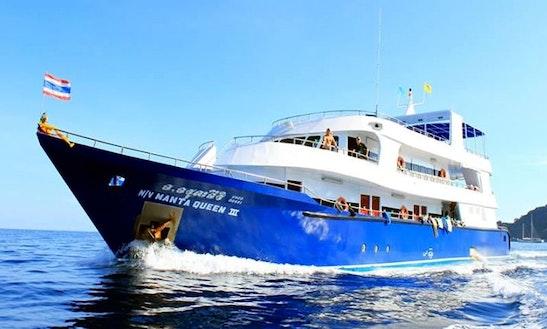 Liveaboard Dive Trips Boat In Phuket
