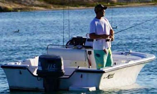 Fishing Charter On 19ft