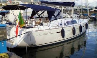 Beneteau Oceanis 46 Monohull Bareboat Charter in Chiavari