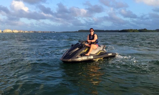 Guided Jet Ski Tours Of Miami Bay Area