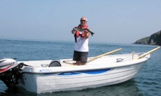 Guided Saltwater Fishing Trip Boat In United Kingdom