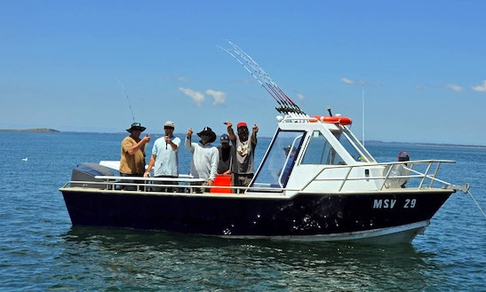 Enjoy Mv Joanna Fishing Trips In Patterson Lakes, Victoria