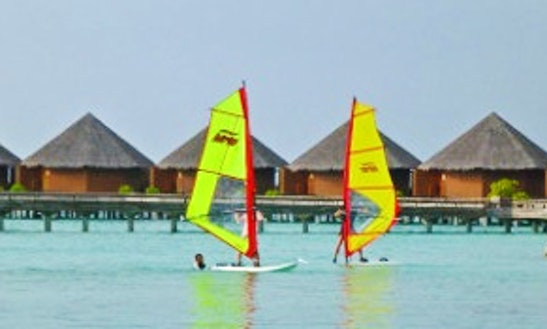 Windsurfing Courses And Lessons In Baros