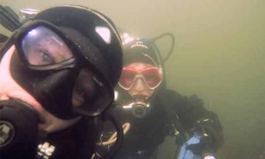 Diving Course In Helsinki