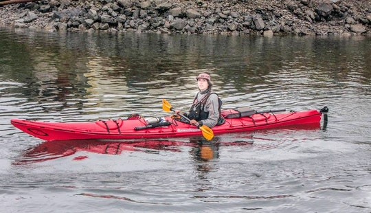 Single Kayak Tours In Tofino
