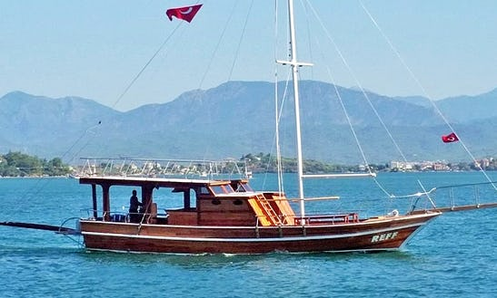 Guided Boat Tours In Muğla