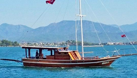 Guided Boat Tours In Muğla