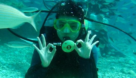 Scuba Diving Trip  In Mugla, Turkey