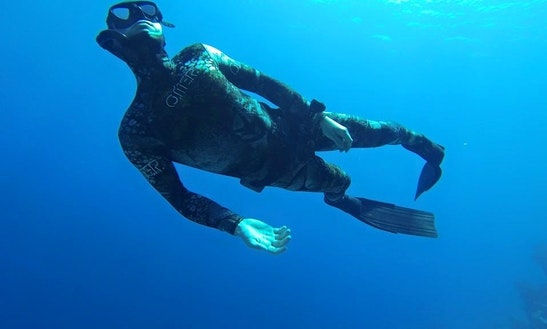 Diving Courses In Truro