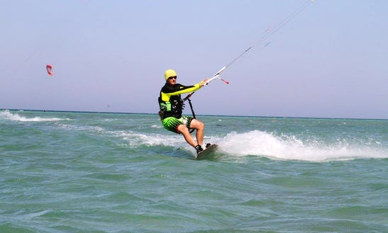 Kiteboarding Lessons And Rental In Ellemeet, Netherlands