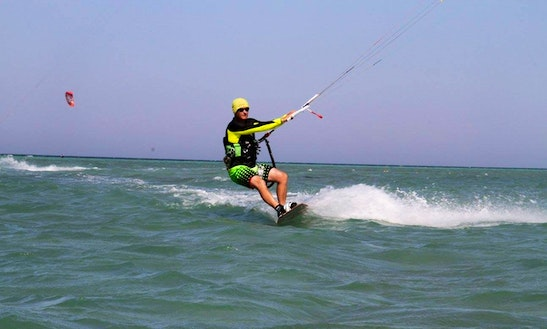 Kiteboarding Lessons And Rental In Ellemeet, Netherlands