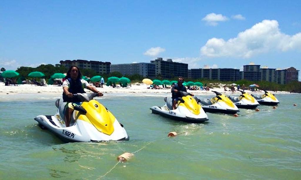 Fort Myers Beach Jet Ski Rentals Tour