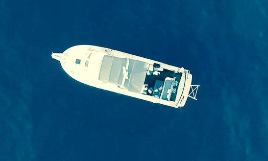 48ft Uniflite Motor Yacht Charter