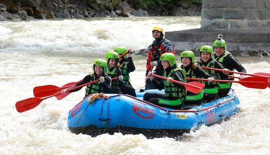 Whitewater Rafting Trips In Gemeinde Haiming, Austria