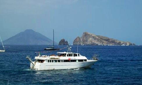 Island Boat Cruises in San Vito Lo Capo