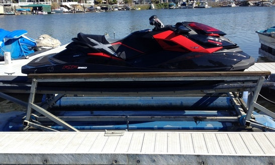 2014 Seadoo Jet Ski Rental For 2 Person In Coeur D'alene, Id