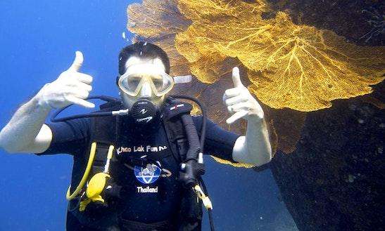 Diving Tour And Courses In Tambon Khuekkhak