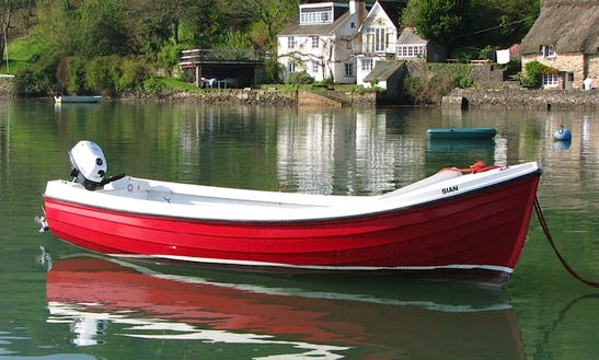 16' Orkney Longliner Dinghy Hire In Dittisham