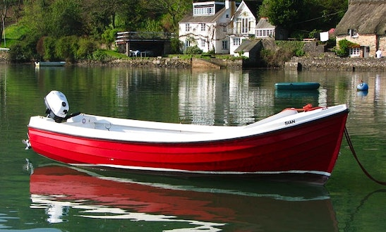 16' Orkney Longliner Dinghy Hire In Dittisham