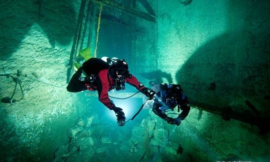 Diving Trips In Budapest