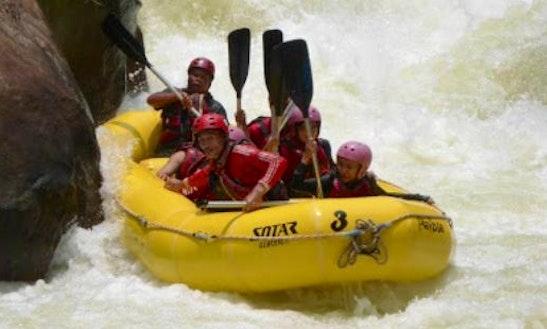 Rafting Trips In Selangor, Malaysia