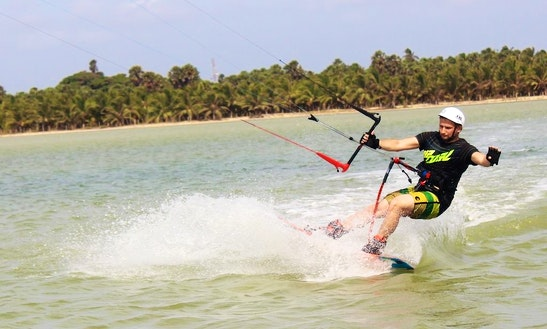 Kiteboarding Rental And Courses In Kalpitiya, Sri Lanka