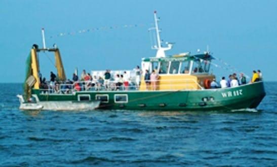 Trawler Fishing Charter In Hippolytushoef