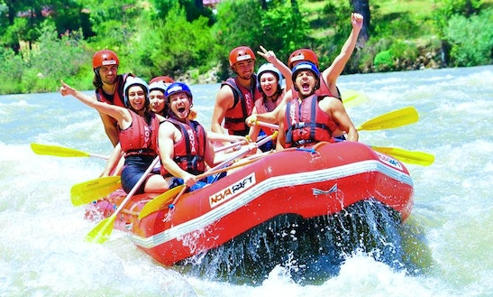 Rafting Tour In Antalya