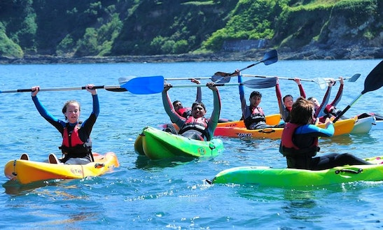 Kayak Tours In Newquay