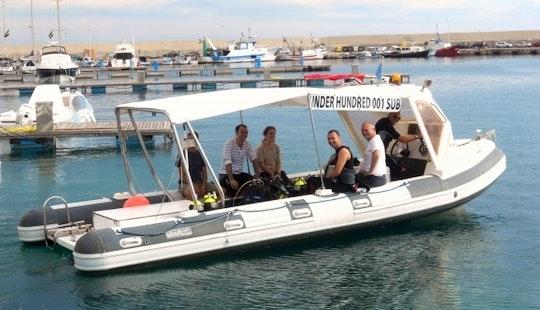 Diving Trips In San Vito Lo Capo