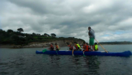 Canoe Tours In Newquay