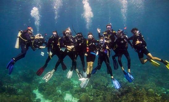 Scuba Diving In Nottingham